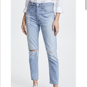 Citizens of Humanity High Rise Liya Jeans Size 25